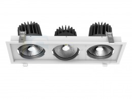 LED downlight UP99 gallery 1